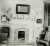 Unknown artist (19th century): Photograph of Interior of De Pass's residence, Cliffe House, Falmouth, photograph, 10.5 x 15 cms. Presented by Catherine Wallace.