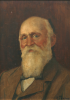 Pascoe, William (fl.1905-1912): Portrait of a man, signed, oil on canvas, 46 x 33.5 cms.