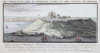 Buck, Samuel (1696-1779) & Buck, Nathaniel (fl.1711-1753): The North East View of Pendennis Castle in the County of Cornwall, dated 1734, inscribed with title, inscription, artists and date on plate, engraving, 24.9 x 45.2 cms.