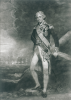 Hoppner, John RA (1759-1810): Admiral Lord Nelson, publisher: Colnaghi and Co, mezzotint, 59.5 x 39.5 cms. Presented by Alfred A. de Pass.