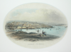Townsend, G.: Falmouth from Pendennis, publisher: Besley, H, dated 1853 (published), engraving, 15.9 x 23.3 cms. Purchased by Falmouth Town Council.