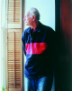 Berry, Bob (born 1962): Michael Finn in his house at St Just, photograph, 29.6 x 21.0 cms. Presented by Bob Berry.