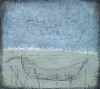 Trigg, John (born 1943): Boat, signed and dated 2001, inscribed on reverse, oil on canvas, 46.5 x 52 cms. Presented by the artist in 2002.