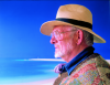 Truscott, Michael (born 1932): Portrait of John Miller, cibachrome photograph, 15.5 x 20 cms. Presented by Michael Truscott in 2002.