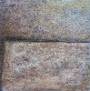 Allegretti, Marjorie: Surfaces, oil on canvas, 61 x 61 cms. Presented by Gardner, Grace.