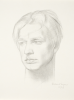 Lyon, Robert (1894-1978): Head of Henry Moore, printer: Stoneman, Hugh (1947-2005), signed and dated 1923, photogravure, 34.8 x 25 cms. The Art Fund Hugh Stoneman Archive.