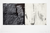 Porter, Michael (born 1948): Shining Cliff VI, printer: Stoneman, Hugh (1947-2005), signed and dated 1999, photograph and etching (number 6 of an edition of 10), 49.5 x 33 cms. The Art Fund Hugh Stoneman Archive.