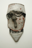 Kemp, David (born 1945): Squirrel Mask, mixed media, 50 cms high. Purchased with funding from the Heritage Lottery Fund as part of the Darwin 200 celebrations.