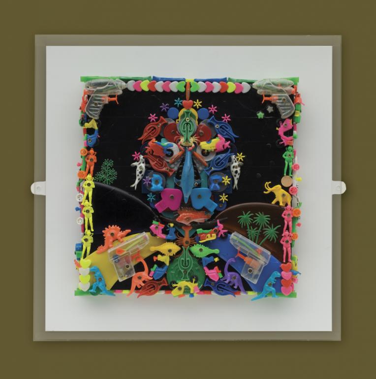 FAMAG 2008.52 | Bradford, Robert (born 1945): The Expressionist ...