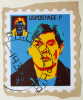 Foster, Tony (born 1946): Hero Stamps - Andy Warhol 1, signed and dated 1978, screenprint (9 of an edition of 12), 41 x 33 cms.