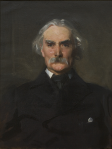 Picture of Portrait of Charles Napier Hemy. FAMAG 2010.11