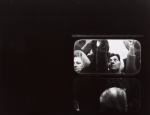 Stern, Ian (1947-1978): The train journey, photograph, 20.5 x 25.5 cms. Presented by the photographer's family.