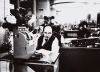 Stern, Ian (1947-1978): The bar, photograph, 24 x 30.5 cms. Presented by the photographer's family.