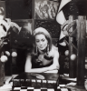 Ray, Man (1890-1976): Catherine Deneuve, photograph, 20.5 x 20.5 cms. © Man Ray Trust/ADAGP, Paris and DACS, London 2013. Presented by the family of Ian Stern.