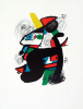 Miro, Joan (1893-1983): La Melodie Acide, 1980, lithograph (from an edition of 100), 33 x 25.2 cms. © Succession Miro/ADAGP, Paris and DACS, London 2011.