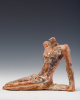 Abrahams, Ivor RA (1935-2015): Reclining female form as featured in La Mediterranee, ceramic maquette, 10 cms. Presented by Professor Ivor and Evelyne Abrahams.