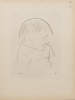 Gill, Eric (1882-1940): Portrait of Gordian Gill, engraving, 33.4 x 25.4 cms. Presented by Perry, Ivor.