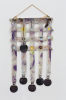 Gardner, Grace (1920-2013): Hanging fetish, mixed media, 72 x 36 cms. Presented by Gardner, Grace. Bequest.